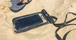 günstige wasserdichte Hülle zum Schnorcheln fürs iPhone