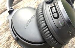 Vorstellung Bose QuietComfort 35 Wireless Kophörer