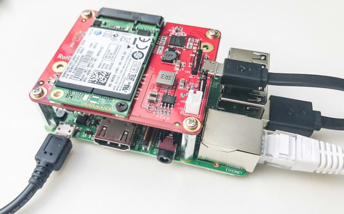 Homebridge – Raspberry Pi von SSD (SATA oder M.2) Festplatte starten
