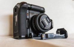 Walimex Batteriegriff für Canon-Modelle