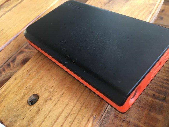 Im Test - EasyAcc Powerbank 16750 mAh mit USB-C und Schnellladefunktion