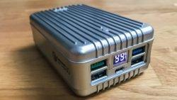 Outdoor Powerbank mit 26,8 Ah und Quick Charge von Zendure