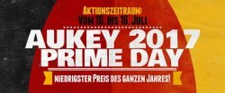 Amazon Prime Day - Aukey Rabatte bis zum 16. Juli