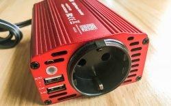 Wechselrichter (230V) fürs Auto und Wohnmobil - Wichtige Informationen