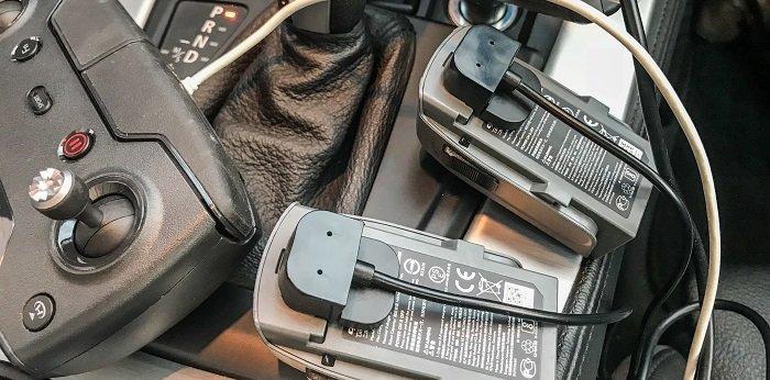 Kfz-Ladegerät für die DJI Spark Flight-Batterie