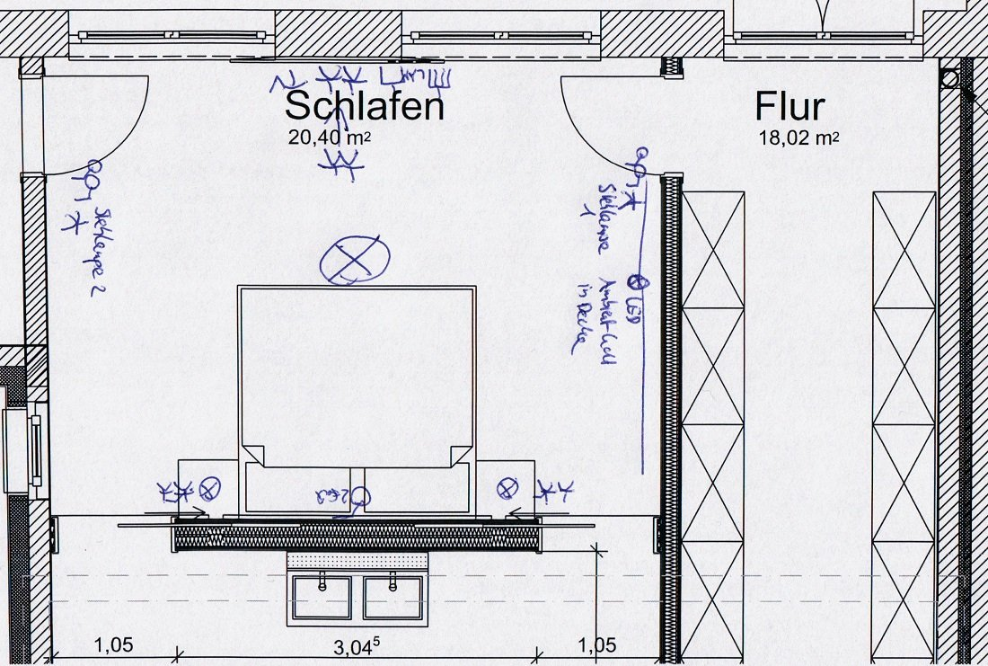 Gemütlich Planung Der Elektrischen Verkabelung Haus Fotos ...