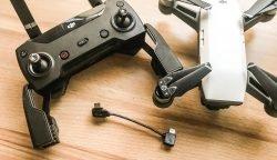 DJI Spark - Bessere Reichweite mit USB-Kabel