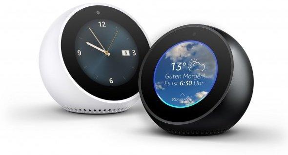 Klein Aber Fein Der Neue Amazon Echo Spot Technikkramnet