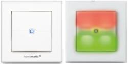 NEUHEIT - Homematic IP Schaltaktor für Markenschalter – mit Signalleuchte