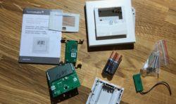 Homematic: Bausatz Raumthermostat für Fussbodenheizung