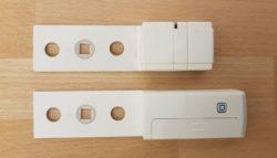 Vergleich - Fenstergriffsensor Homematic IP und Homematic