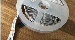 Kleine Sachkunde: Übersicht RGBW LED-Streifen