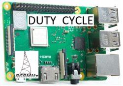 Raspberrymatic - Überwachung Duty Cycle im System direkt, ohne Skripte - Homematic