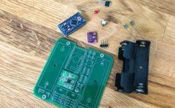 Bauteile für den DIY-Sensor jetzt im Shop erhältlich