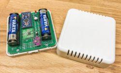Homematic DIY-Projekt: Thermometer und Hydrometer - fertige Platine im Eigenbau