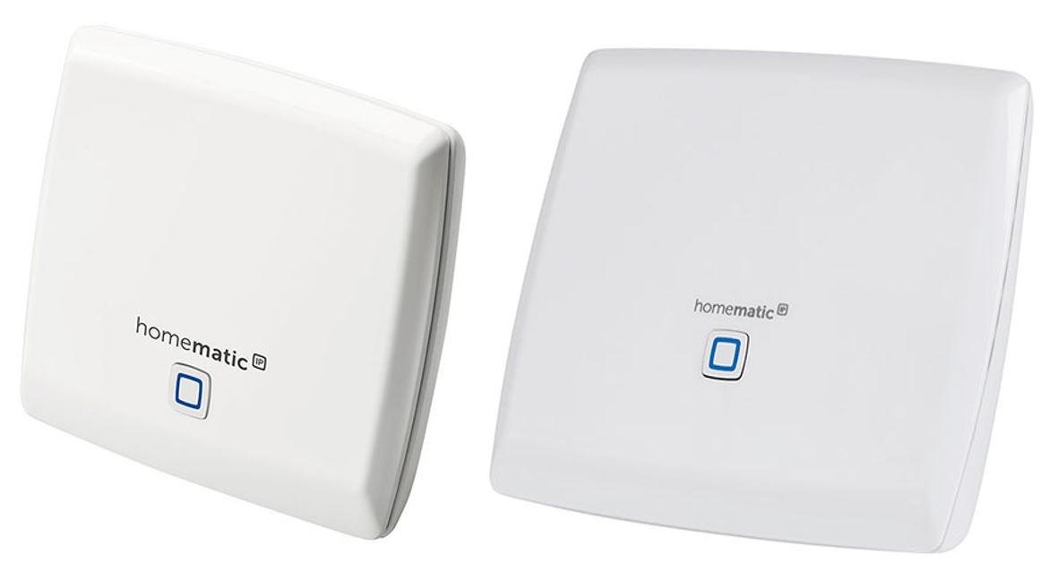 Vergleich Zwischen Dem Homematic Ip Access Point Und Der Neuen Smart