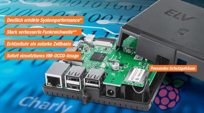 Ccu3 Alternative Leistungsstarke Individuelle Zentrale Mit Der