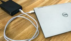 Inateck USB-C Power Delivery Kabel für Dell XPS 13