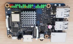 Neues Modell ASUS Tinker Board S mit 16GB eMMC als Homematic Zentrale