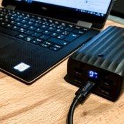 Testbericht - USB-C Powerbank und Hub