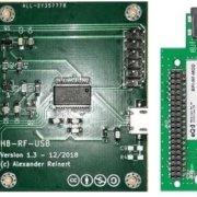 piVCCU - neue Platine HB-RF-USB zum Anschluss der Homematic Funkmodule via USB