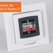 VORSCHAU – Neuigkeit 03.2019 – Homematic IP Wandtaster mit E-Paper-Statusdisplay