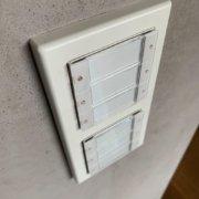 Homematic IP wired – Mit 6-fach HmIPW-FIO6 LEDs von Gira SPS Taster ansteuern