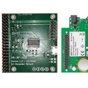 Usertreffen 2019 - Platine HB-RF-USB - Absetzen der Funkmodule über USB CAT Extender bis zu 15 Meter