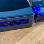 debmatic Teil 1 - Die richtige Hardware - Intel NUC vorbereiten