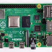Neuvorstellung - Der neue Raspberry Pi 4 mit USB-C, USB 3.0 Standard, 4k, 4 GB RAM und vieles mehr,  ist da