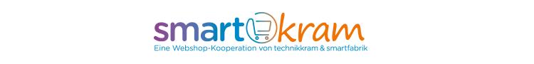 Neuer Webshop – smartkram ist online