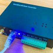 DoorBird - elektronisches Türschloss ansteuern über DoorBird IP E/A Tür Controller A1081