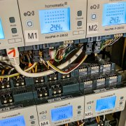 Homematic IP wired - Kabel für die Busverbindung im Schaltschrank