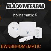 Quicktipp - 20% auf ausgewählte Homematic IP Produkte bei notebookbilliger - Blackweekend