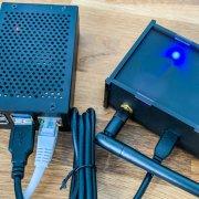 Homematic Zentrale - Raspberry Pi4 mit piVCCU3 und ioBroker jetzt im Shop verfügbar