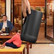 Neuheit - SONOS Move - Der robuste Smart Speaker mit Akku, für großartigen Sound drinnen und draußen.