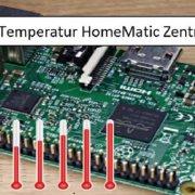 Quicktipp - Temperatur auf allen Homematic Plattformen (außer CCU2) in Systemvariable schreiben, überwachen und anzeigen