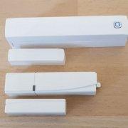 Homematic Alarmanlage – Geräte Beschreibung: Fenster- und Türkontakt mit Magnet - Fremdfeldüberwachung