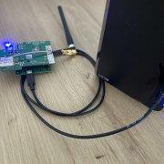 RaspberryMatic auf einer Synology DS218+ mit der HB-RF-USB-TK Platine einrichten
