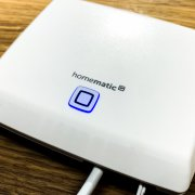 Homematic IP Access Point Rezept - Einfaches Welcome-Home Licht