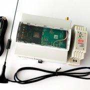 Raspberry Pi4 im Hutschinengehäuse - endlich verfügbar! RaspberryMatic / piVCCU3