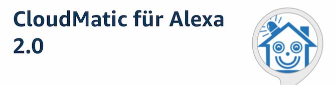 Sprachsteuerung mit CCU: Amazon Alexa mit Cloudmatic Connect einrichten
