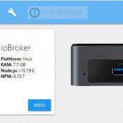 Projekt Teil 09 – ioBroker auf Intel NUC im LXC Container installieren