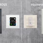 Homematic IP und Homematic IP Wired mit KNX Tastern ergänzen