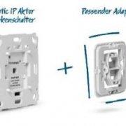 NEUHEIT – Homematic jetzt mit Siemens Delta-Schalterserien kompatibel