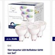 Müller Tint Licht Produkte ab 31.08. bei Aldi verfügbar – Philips Hue kompatibel