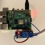 Mit Node-RED und dem Raspberry Pi Relais (Lampen, Öffner, Motoren) schalten per Homekit (Siri) oder mit Homematic IP