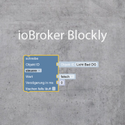 Raspberry Pi->  ioBroker mit KNX verbinden und die erste Gruppenadresse schalten