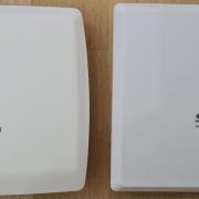 Vergleich - Homematic IP Access Point vs Silvercrest Access Point - Hardware