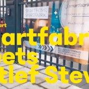 "Referenzprojekt: smartfabrik meets Detlef Steves aka ""Deffi"" - Wir machen Deffi zu Captain Future"